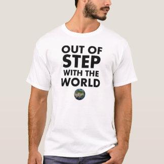 FORA da ETAPA COM o MUNDO - camisa do *White*