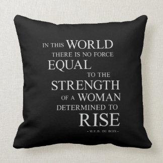 Força de citações inspiradores inspiradas da travesseiros