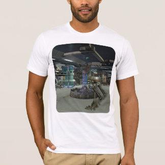 Força de trabalho do SciFi Tshirt