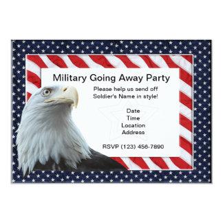 Forças armadas que vão afastado convites de festas