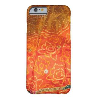 Forma do vintage: Ouro de Jaipur com trabalho de Capa iPhone 6 Barely There