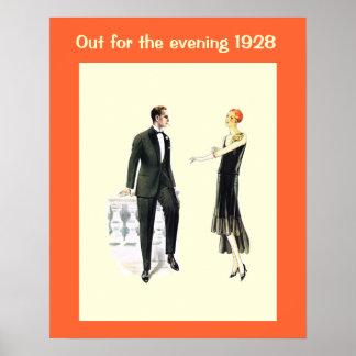 Forma histórica 1928 poster