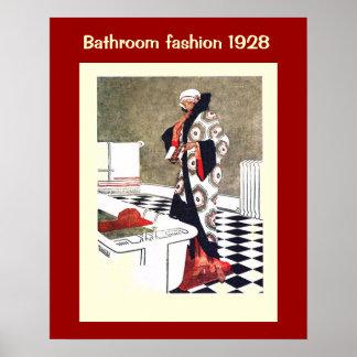 Forma histórica 1928 impressão