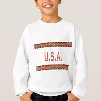 Forma norte NY do país dos Estados Unidos dos EUA Tshirt