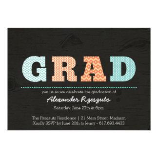 Formando de Ikat - convite da graduação