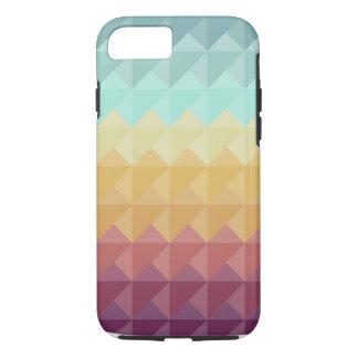 Formas geométricas retros capa iPhone 7