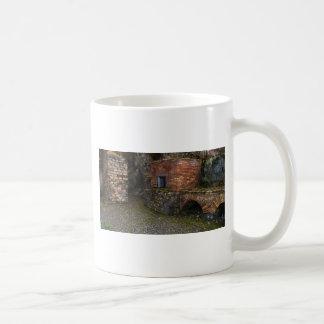 Forno de padaria em Pompeii Caneca De Café