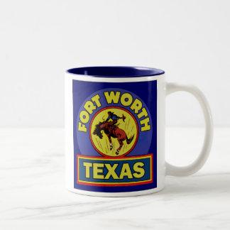 Fort Worth Texas Canecas