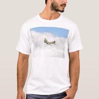 Fortaleza do vôo camisetas