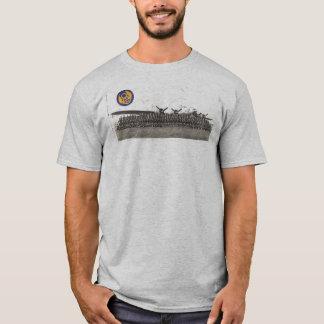 Fortaleza do vôo tshirts