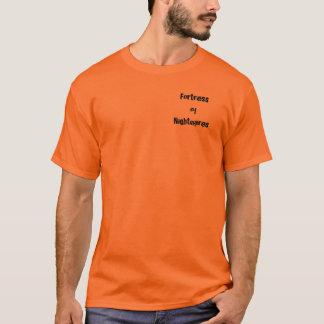 Fortaleza dos pesadelo t-shirt