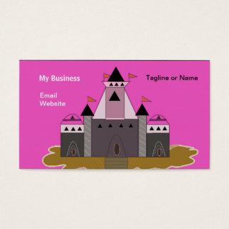 Fortaleza forte cartão de visitas
