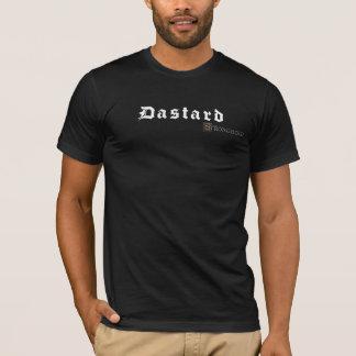 Fortaleza - insultos medievais - Dastard Tshirts