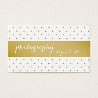 Foto da fotografia do casamento cartão de visitas