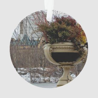 Foto da paisagem do Central Park