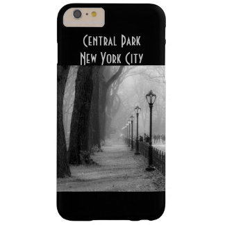 Foto da paisagem do Central Park Capa Barely There Para iPhone 6 Plus