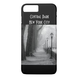 Foto da paisagem do Central Park Capa iPhone 7 Plus