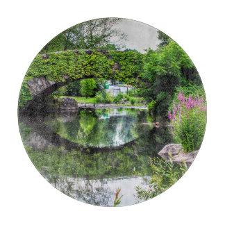 Foto da paisagem do Central Park Tabuas De Corte