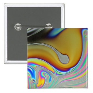 Foto da superfície da bolha de sabão botons