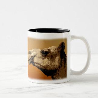 Foto de Artish do camelo na caneca