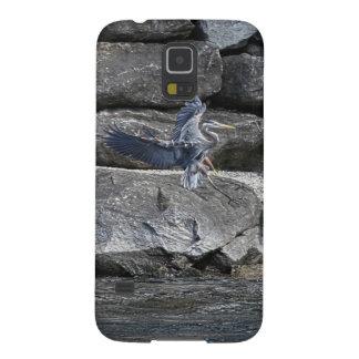 Foto de aterragem de Birdlover dos animais Capas Par Galaxy S5