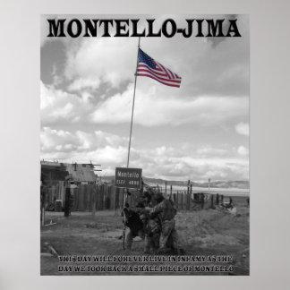 Foto de Montello-Jima Poster