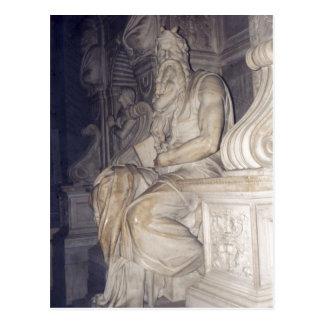 Foto de Moses, uma escultura de Sumario por Cartão Postal
