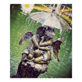 Foto do amor 20x24 da fonte impressão de foto