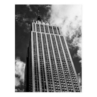 Foto do Empire State Building, Nova Iorque Cartão Postal