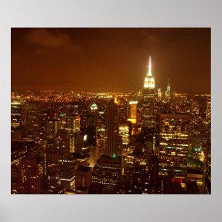 Foto do Empire State Building Impressão
