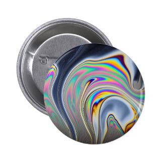 Foto do macro da bolha de sabão boton