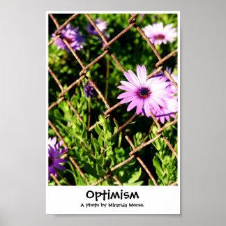 Foto do optimismo A pelo Morse-impressão de Mirand