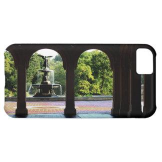 Foto do terraço no Central Park NYC de Bethesda Capa Iphone 5C