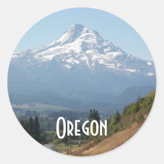 Foto do viagem de Oregon Adesivo