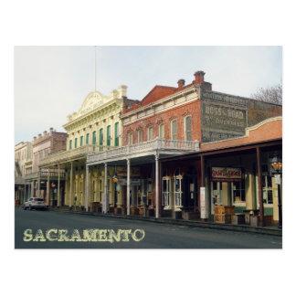 Foto do viagem de Sacrmento Cartão Postal