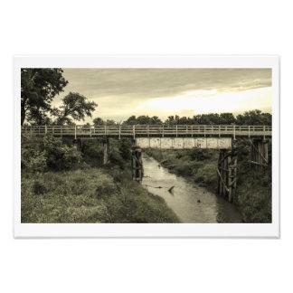 Foto Esta ponte lembra-me de uma canção