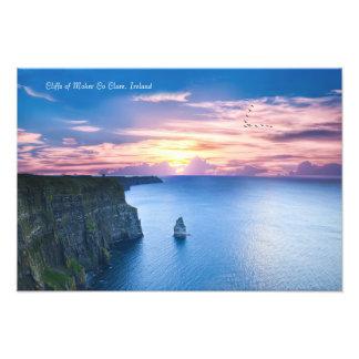 Foto Imagem irlandesa para o Foto-Ampliação-Impressão