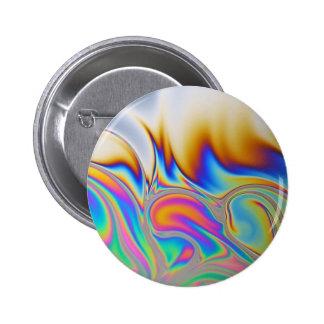 Foto macro de uma bolha de sabão botons