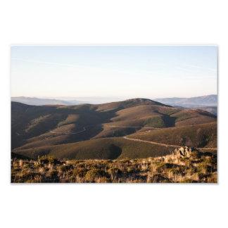 Foto Paisagem bonita da montanha