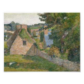 Foto Paul Gauguin - The Field de Derout-Lollichon