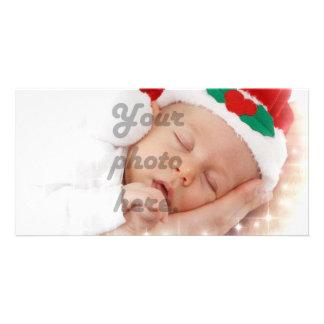 Foto personalizada cartão com foto