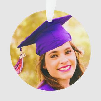 Foto personalizada da graduação