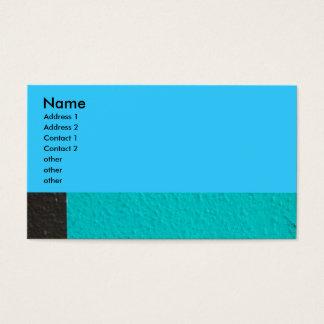 fotografia abstrata cartão de visitas