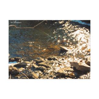 Fotografia da angra impressão em tela canvas