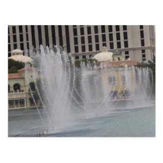 Fotografia da fonte de VEGAS: Casino dos canais do Cartao Postal