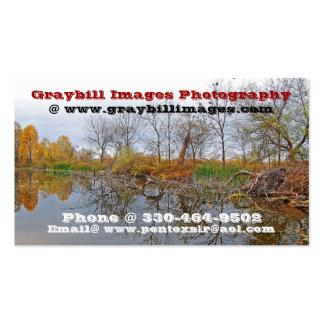 Fotografia das imagens de Graybill Modelos Cartões De Visita