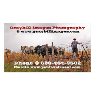 Fotografia das imagens de Graybill Modelos Cartões De Visitas