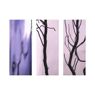 fotografia impressão em canvas