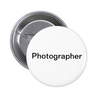 Fotógrafo Bóton Redondo 5.08cm