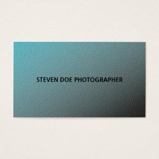 Fotógrafo - cartões de visitas